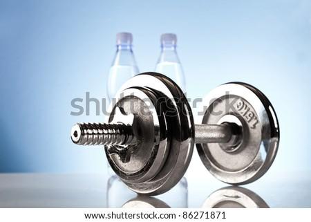 fitness dumbbell