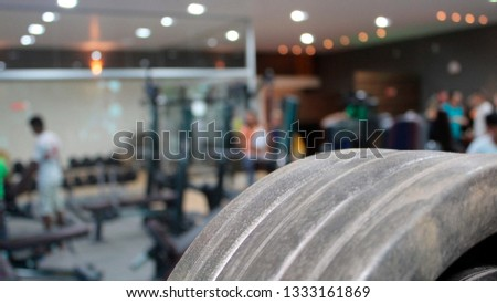 Fitness Equipment GYM