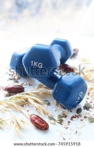 Fitness foods #745915918