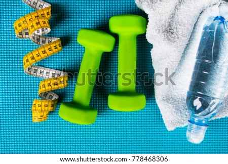 Fitness Gear, fitness concept #778468306
