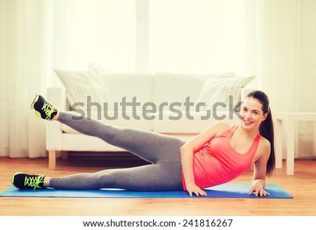 Тренировка для похудения ног в домашних условиях