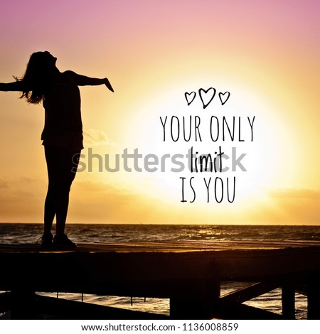 fitness motivation quotes . your only limit is you.