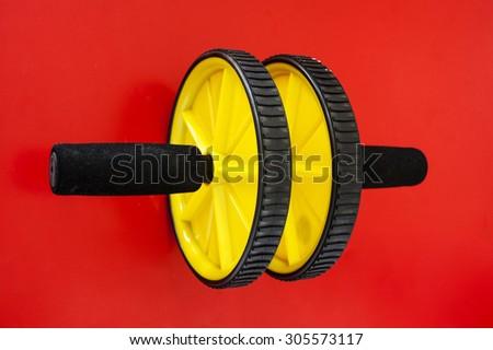 fitness roller wheel