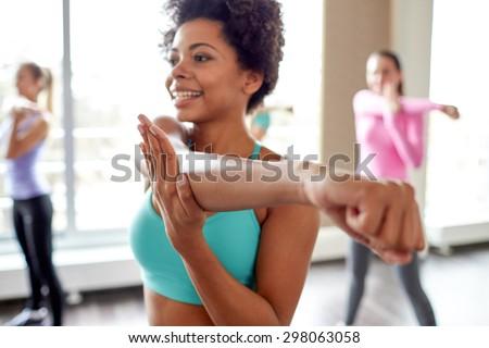fitness  sport  dance  people ...
