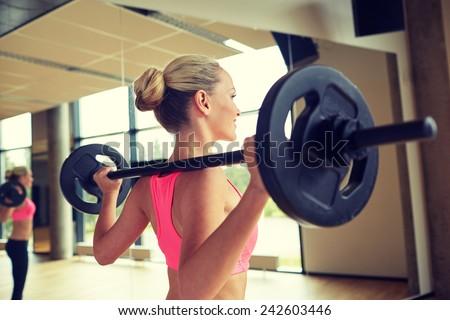fitness  sport  powerlifting...