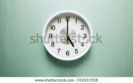 five o'clock #592651928
