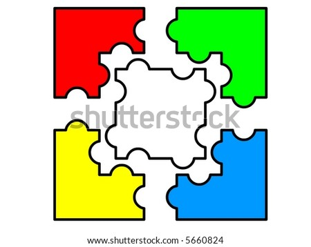 Puzzle Pieces Fitting Together 5 Puzzle Pieces That Fit