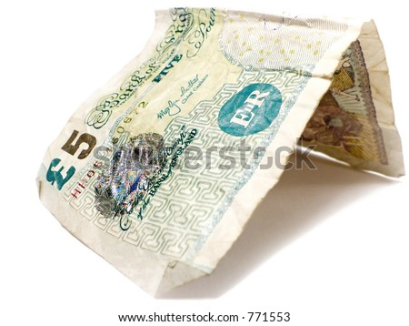 Five Pounds Sterling