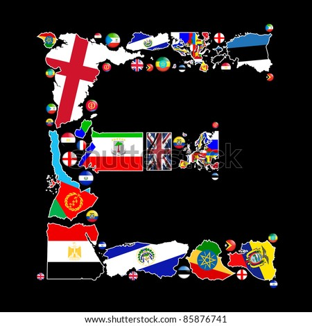 African Countries Starting With Letter E