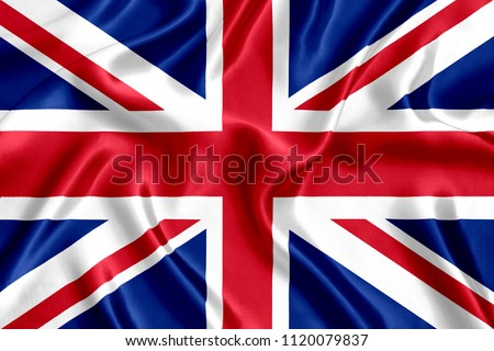Photo of  Flag of Britain silk
