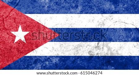 Flag of Cuba #615046274