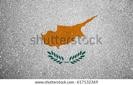 Flag of Cyprus #617132369