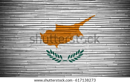 Flag of Cyprus #617138273