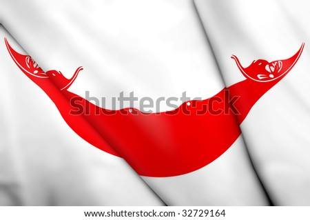 stock photo : Flag of Easter