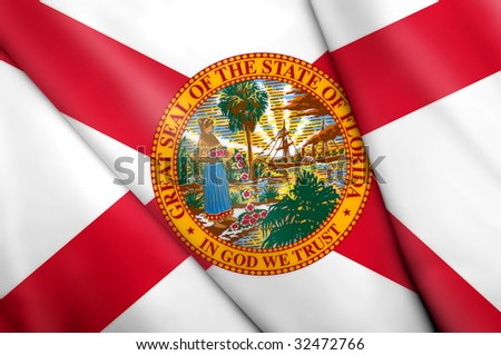 Flag of Florida (USA)
