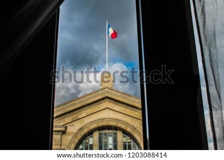 Flag of France #1203088414