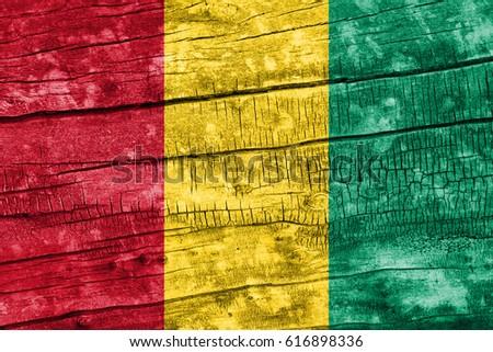 Flag of Guinea #616898336