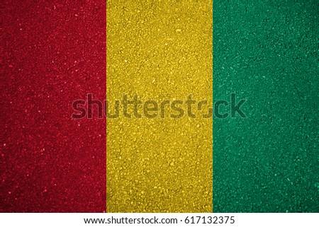 Flag of Guinea #617132375