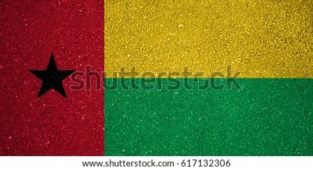 Flag of Guinea-Bissau #617132306