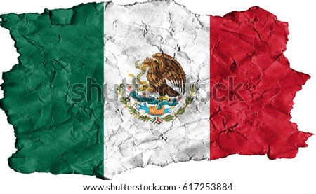 Flag of Mexico #617253884