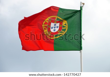 Flag of Portugal / Portugal