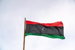 Flag of the state of Libya The flag of Libya was originally introduced in 1951, following the creation of the Kingdom of Libya.