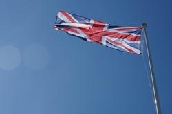 Flag of the united kingdom (UK)