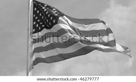 american flag tattoos black and white. flag black black and white