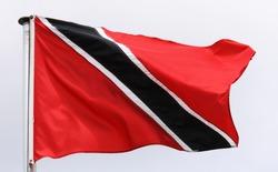 Flag of Trinidad and Tobago, West Indies