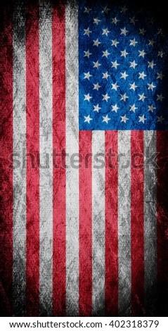 Flag of USA #402318379