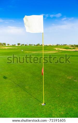 Flag Outdoor Green