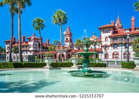 Flagler College in St. Augustine, Florida #1225313707