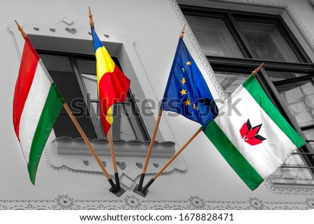 Flags Stock fotó ©