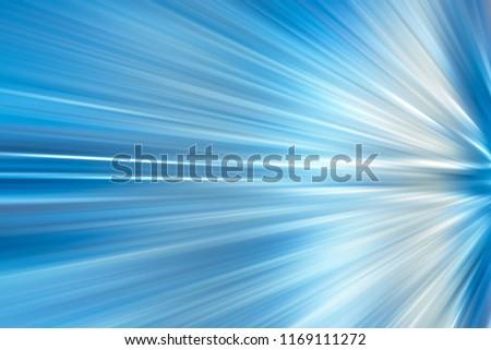 FLASH LIGHT BACKGROUND, BLUR OF SPEED MOTION, BURSTING RAYS OF LIGHT