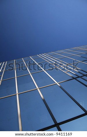 Flat Glass Abstract