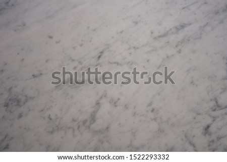 flat, white, marble countertop with vinyetting Stok fotoğraf ©
