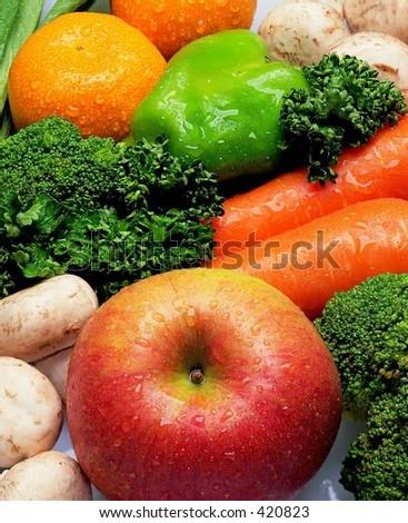 Flesh Vegetable