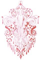 Fleur De Lis (Hand Painted)
