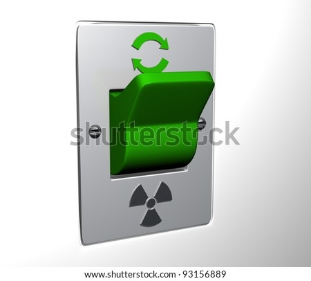 Flip switch: Eco-Nuclear