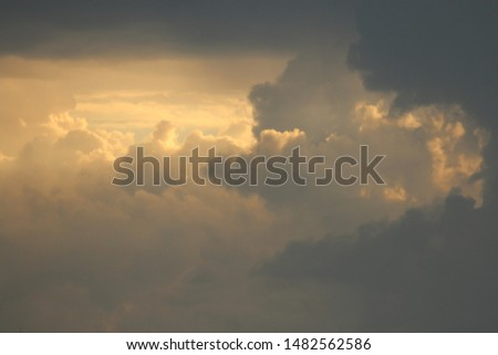 Floating cloudscapes of the beyond #1482562586