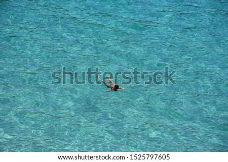 Floating in the paradise, Ibiza