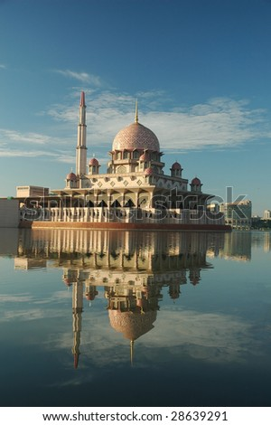 Floating Mosque, Malaysia