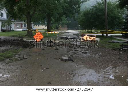 FLOOD JULY '06