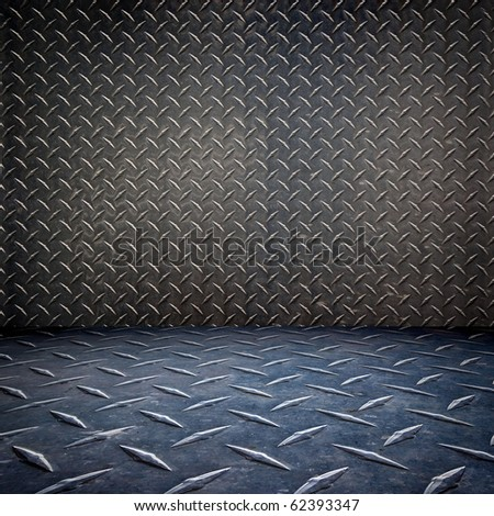 floor and room rivets plate metal background