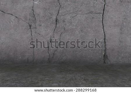 Floor Concrete, Wall Concrete, Backgrounds, Texture, Pattern, Interior