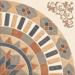 Floor Parking Tiles Design, Decorative Tile