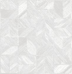 Floor White Abstract Texture Digital Glazed Vitrified Tiles Design.