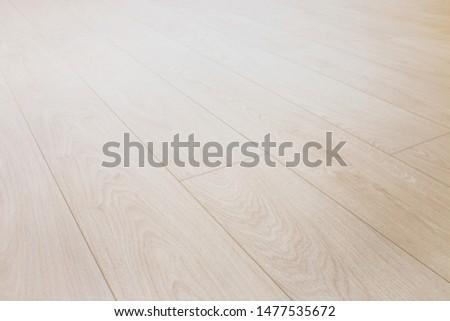 Flooring laminate flooring in a modern interior