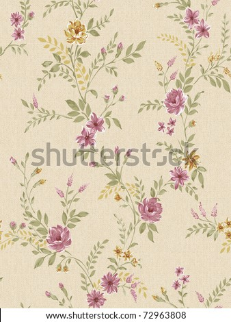 floral background , seamless design pattern