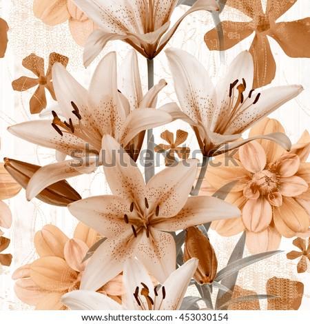 floral design,flower pattern